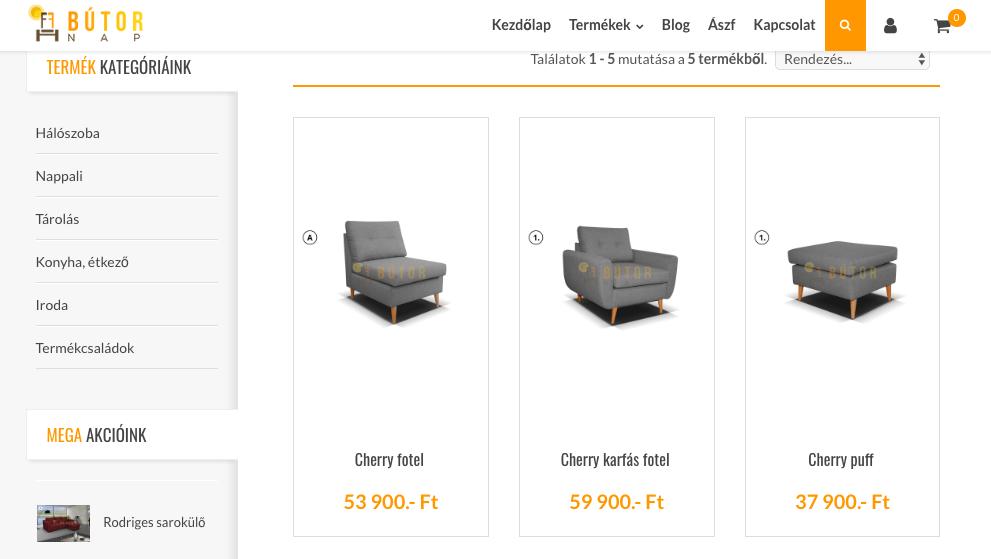 fotelágyak